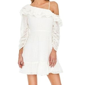NWT ASTR The Whitney Long Sleeve Mini Dress